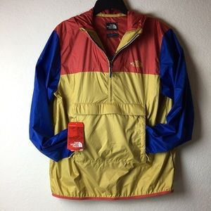 The North Face Fanorak Colorblock Windbreaker